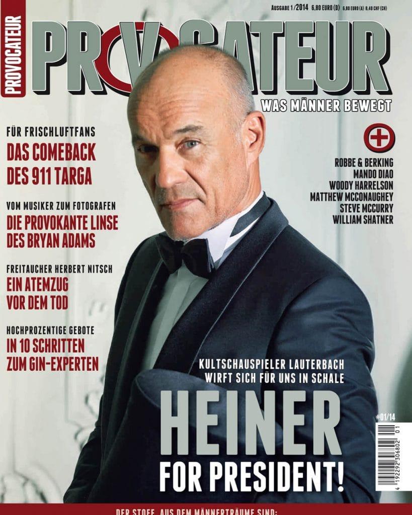 Professionelle Bildbearbeitung & Beautyretusche Coverbild Heiner Lauterbach bearbeitet bei Glenpix