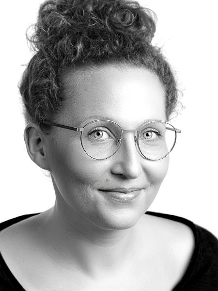 Portrait Jessica Glen